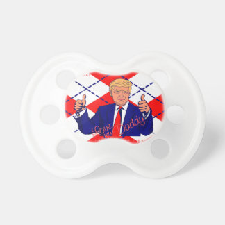 fathers day donald trump pacifier