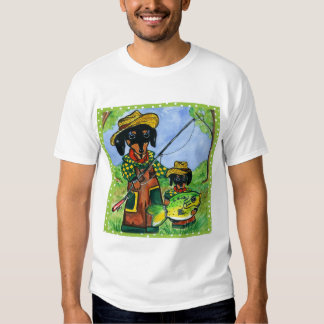 Fathers Day Doxies Shirt