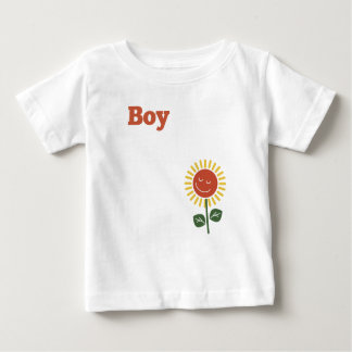 FATHER'S DAY FATHER'S BOY BABY T-Shirt