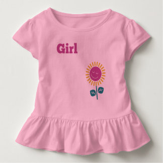 FATHER'S DAY FATHER'S GIRL TODDLER T-SHIRT
