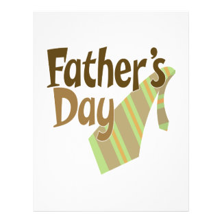 Fathers Day Custom Flyer
