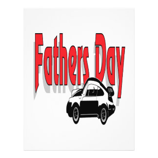 Fathers Day Full Color Flyer