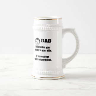 Fathers Day Gifts For Dad 18 Oz Beer Stein