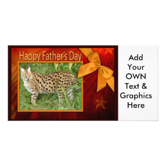 Father's Day Gifts Personalized Photo Card