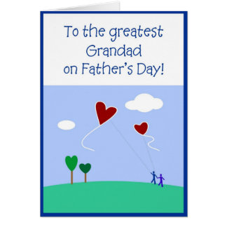 Father's Day - Grandfather Card