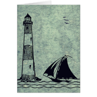 Father's Day Guiding Light Card