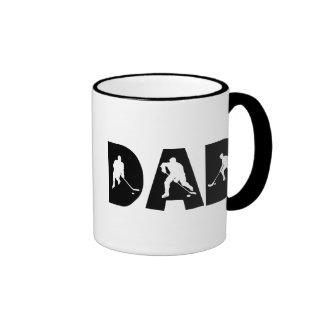 Father's Day Hockey Dad Mug