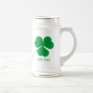 Father's Day Irish Dad Stein