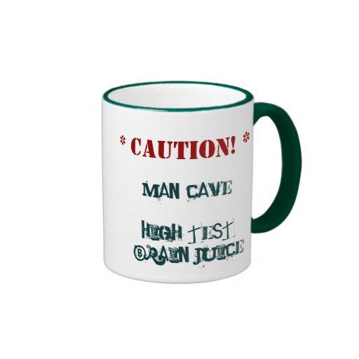 Father's Day Mug: Man Cave -