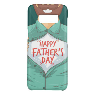 Father's Day Samsung Galaxy S8, Barely Phone Case