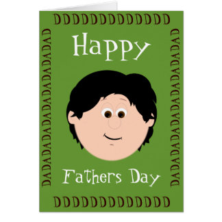 Fathers Day (Son) Card