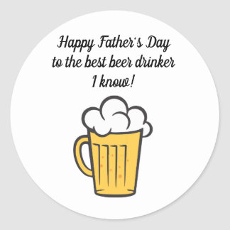 Father's Day Sticker