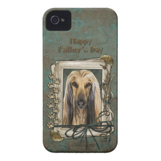 Fathers Day - Stone Paws - Afghan iPhone 4 Case-Mate Cases