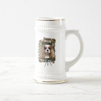 Fathers Day - Stone Paws - Cavalier Mug