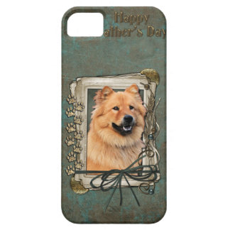 Fathers Day - Stone Paws - Chow Chow iPhone 5 Cover