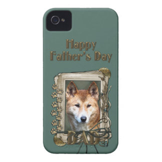 Fathers Day - Stone Paws - Dingo Case-Mate iPhone 4 Cases