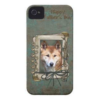 Fathers Day - Stone Paws - Dingo iPhone 4 Case