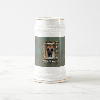 Fathers Day - Stone Paws - Great Dane 18 Oz Beer Stein