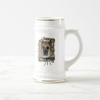 Fathers Day - Stone Paws - Great Dane Beer Steins