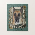 Fathers Day - Stone Paws - Great Dane Jigsaw Puzzle