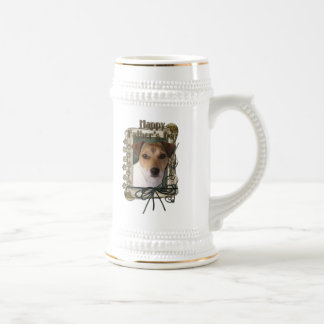 Fathers day - Stone Paws - Jack Russell Beer Steins