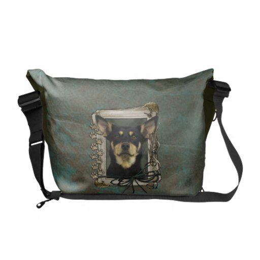 Fathers Day - Stone Paws - Kelpie - Jude Commuter Bag