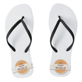 Fathers Day Thongs Aussie Pluggers Flip Flops