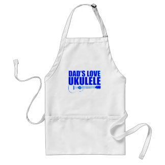 FATHER'S DAY UKULELE STANDARD APRON