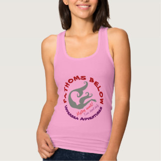 Fathoms Below -- Ariel colors Tank Top