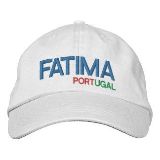 Fatima Portugal Baseball CAP