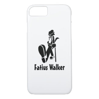 Fatius Walker Logo Apparel - iPhone Case