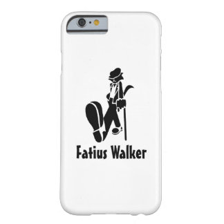 Fatius Walker Logo Apparel - iPhone Case Barely There iPhone 6 Case