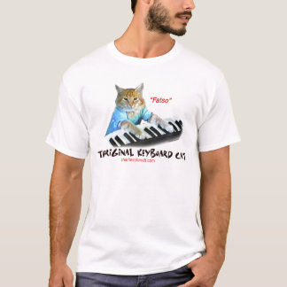 Fatso...Original Keyboard Cat T-Shirt