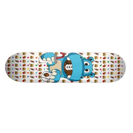 Fatso The Hippo Skateboards
