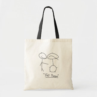 fatty tote bag