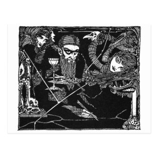 Faust 041 postcard