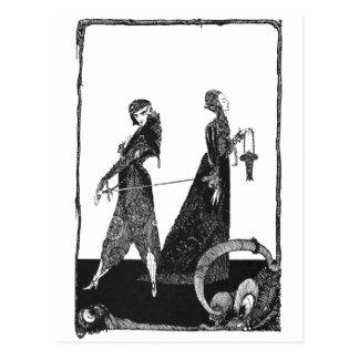 Faust 137 postcard