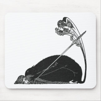 Faust 203 mouse pad