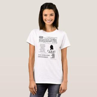 Faust: Johann Wolfgang Von Goethe T-Shirt