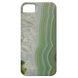 Faux agate quartz geode gemstone slice photo trend iPhone 5 cover