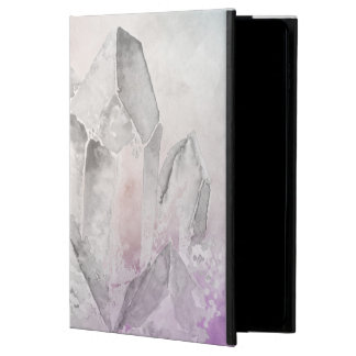 *~* Faux Amethyst Crystal Healing Energy Chakra Powis iPad Air 2 Case