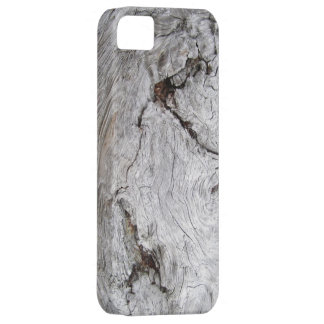 Faux Cracked Driftwood iPhone 5 Cover