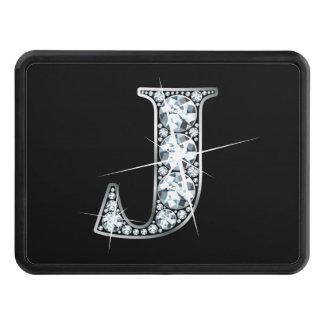 """Faux """"diamant Bling """" de J Couvertures Remorque D'attelage"""