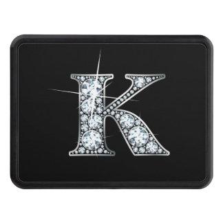 """Faux """"diamant Bling """" de K Couverture Remorque D'attelage"""