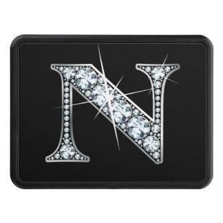 """Faux """"diamant Bling """" de N Couverture Remorque D'attelage"""