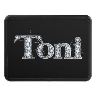 """Faux """"diamant Bling """" de Toni Couvertures Remorque D'attelage"""