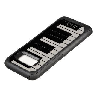 Faux Ebony Ivory OtterBox Piano Keys Musical