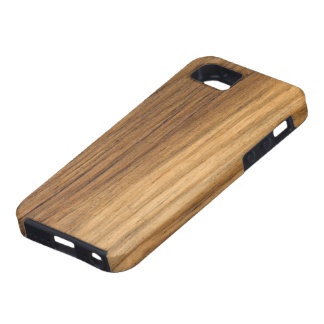 Faux Finished Barn Wood iPhone 5 Case-Mate