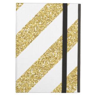 Faux Glitter iPad Air Case