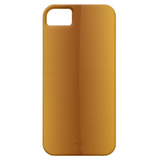 Faux Gold Bar Metal-Look iPhone 5 Case